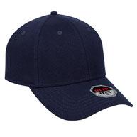 """Otto Flex"" Stretchable Alternative Wool Blend Low Profile Style Caps (S/M) (L/XL)"
