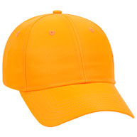 Neon Deluxe Polyester Twill Low Profile Pro Style Cap