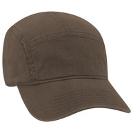 Superior Garment Washed Cotton Twill  Five Panel Camper Style Caps