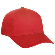 Promo Brushed Cotton Twill Low Profile Pro Style Caps