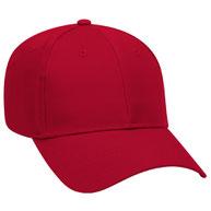 Cotton Twill Low Profile Pro Style Caps