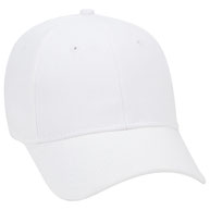 Brushed Bull Denim Low Profile Pro Style Caps