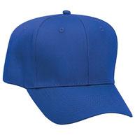 Promo Cotton Twill Pro Style Caps