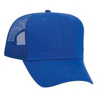 Promo Cotton Twill Pro Style Mesh Back Caps