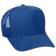 Cotton Twill Pro Style Mesh Back Caps