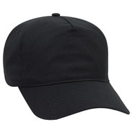 Cotton Twill High Crown Golf Style Caps