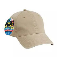 OTTO-A-FLEX 6 Panel Low Profile Dad Hat