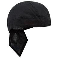 Cotton Poplin Biker Style Head Wraps