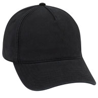 Ultra Soft Superior Garment Washed Brushed Cotton Twill Five Panel Low Profile Pro Style Caps
