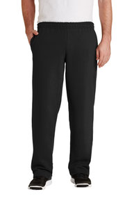 Gildan ®  - DryBlend ®  Open Bottom Sweatpant. 12300