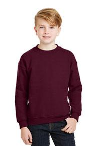 Gildan ®  - Youth Heavy Blend™ Crewneck Sweatshirt.  18000B