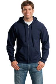 Gildan ®  - Heavy Blend™ Full-Zip Hooded Sweatshirt. 18600