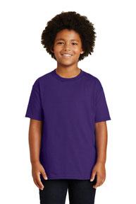 Gildan ®  - Youth Ultra Cotton ®  100% Cotton T-Shirt. 2000B