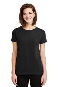 Gildan ®  - Ladies Ultra Cotton ®  100% Cotton T-Shirt. 2000L