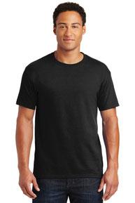 JERZEES ®  -  Dri-Power ®  Active 50/50 Cotton/Poly T-Shirt.  29M