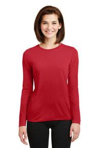 Gildan ®  Ladies Gildan Performance ®  Long Sleeve T-Shirt. 42400L