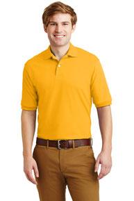 JERZEES ®  - SpotShield™ 5.6-Ounce Jersey Knit Sport Shirt. 437M