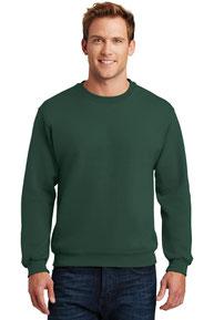 JERZEES ®  SUPER SWEATS ®  NuBlend ®  - Crewneck Sweatshirt.  4662M