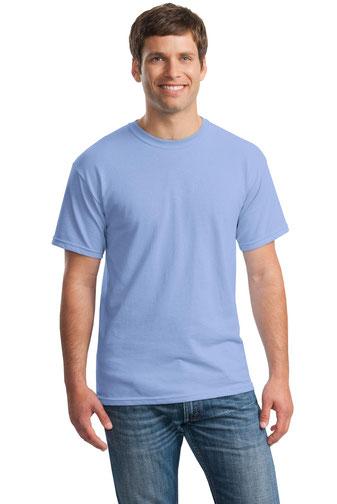 Gildan ®  - Heavy Cotton ™  100% Cotton T-Shirt.  5000