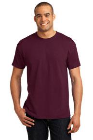 Hanes ®  - EcoSmart ®  50/50 Cotton/Poly T-Shirt.  5170