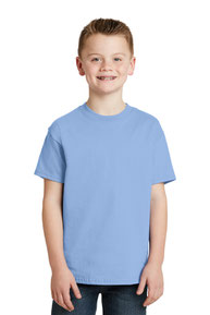 Hanes ®  - Youth Tagless ®  100%  Cotton T-Shirt.  5450