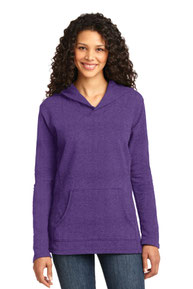 Anvil ®  Ladies French Terry Pullover Hooded Sweatshirt. 72500L