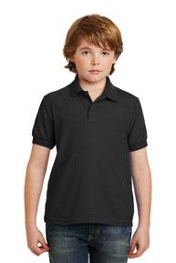 Gildan ®  Youth DryBlend ®  6-Ounce Double Pique Sport Shirt. 72800B