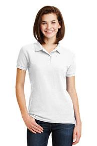 Gildan ®  Ladies DryBlend ®  6-Ounce Double Pique Sport Shirt. 72800L