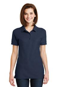 Gildan ®  Ladies 6.6-Ounce 100% Double Pique Cotton Sport Shirt. 82800L