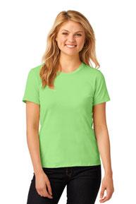 Anvil ®  Ladies 100% Combed Ring Spun Cotton T-Shirt. 880