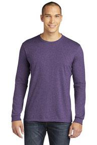 Anvil  ®  100% Combed Ring Spun Cotton Long Sleeve T-Shirt. 949