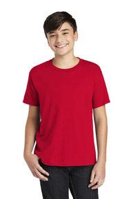 Anvil  ®  Youth 100% Combed Ring Spun Cotton T-Shirt. 990B