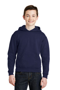 JERZEES ®  - Youth NuBlend ®  Pullover Hooded Sweatshirt.  996Y
