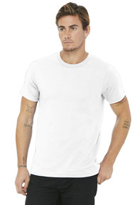 BELLA+CANVAS  ®  Unisex Made In The USA Jersey Short Sleeve Tee. BC3001U