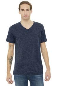 BELLA+CANVAS  ®  Unisex Jersey Short Sleeve V-Neck Tee. BC3005