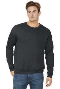 BELLA+CANVAS  ®  Unisex Sponge Fleece Drop Shoulder Sweatshirt. BC3945