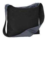 Port Authority ®  Cotton Canvas Sling Bag. BG405