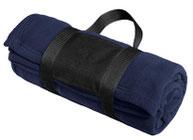 Port Authority ®  Fleece Blanket with Carrying Strap. BP20