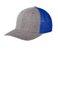 Port Authority  ®  Flexfit  ®  Melange Mesh Back Trucker Cap C302