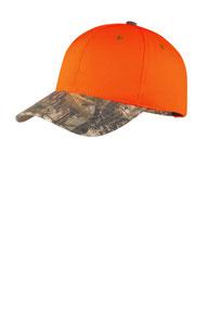 Port Authority ®  Enhanced Visibility Cap with Camo Brim. C804