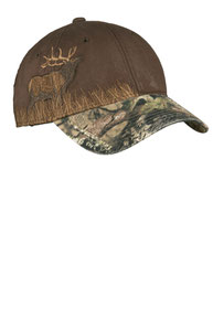 Port Authority ®  Embroidered Camouflage Cap. C820