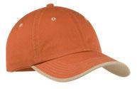 Port Authority ®  Vintage Washed Contrast Stitch Cap.  C835