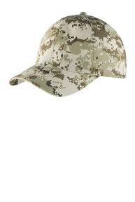 Port Authority ®  Digital Ripstop Camouflage Cap. C925
