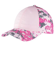 Port Authority ®  Colorblock Digital Ripstop Camouflage Cap. C926
