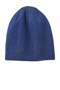 Port Authority ®  Rib Knit Slouch Beanie. C935
