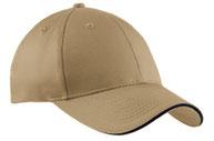 Port & Company ®  - Sandwich Bill Cap.  CP85