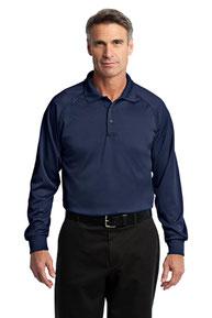 CornerStone ®  - Select Long Sleeve Snag-Proof Tactical Polo. CS410LS
