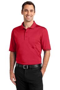 CornerStone ®  Select Snag-Proof Tipped Pocket Polo. CS415