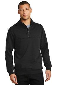 CornerStone ®  1/2-Zip Job Shirt. CS626