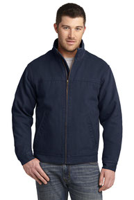 CornerStone ®  Washed Duck Cloth Flannel-Lined Work Jacket. CSJ40